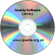Picture of a Quanta Library CD